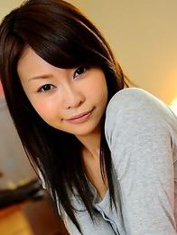 Meet sexy Japanese babe Yuri Aine