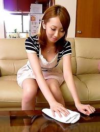 Yui Saejima is a hot cheating wife