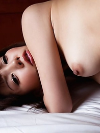 Enjoy watching striptease show from hot Nozomi Mayu