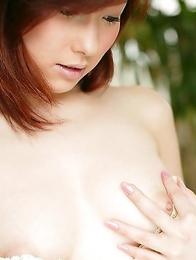 Akane Sakura is really happy to show her sexy underwear