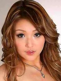 Aya Fukunaga looking sexy in lingerie