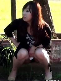 Japanese Piss Fetish Videos - Girls Pissing - Wet Wonders Of Nature