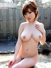 Beautiful asian busty babes