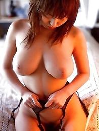 Sexy asian cuties showing big tits