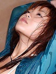 Yoko Matsugane in sexy bikini