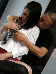 Dirty Maria Ozawa rides a hard dick