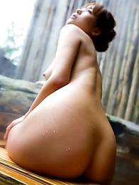 Alluring photoset with a slender Japanese goddess Akina